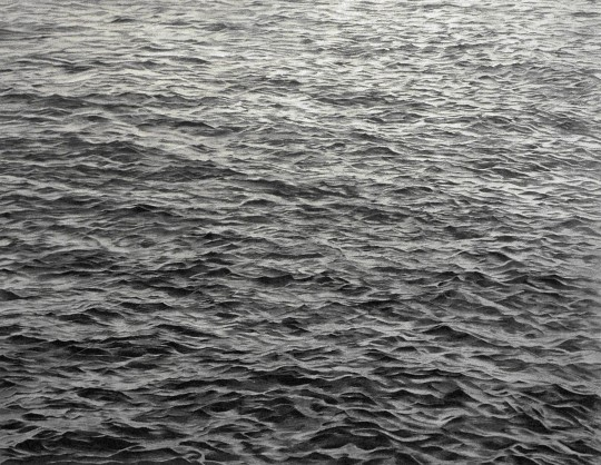 vija-celmins-ocean-with-cross-1-2005-lithograph-CEL901